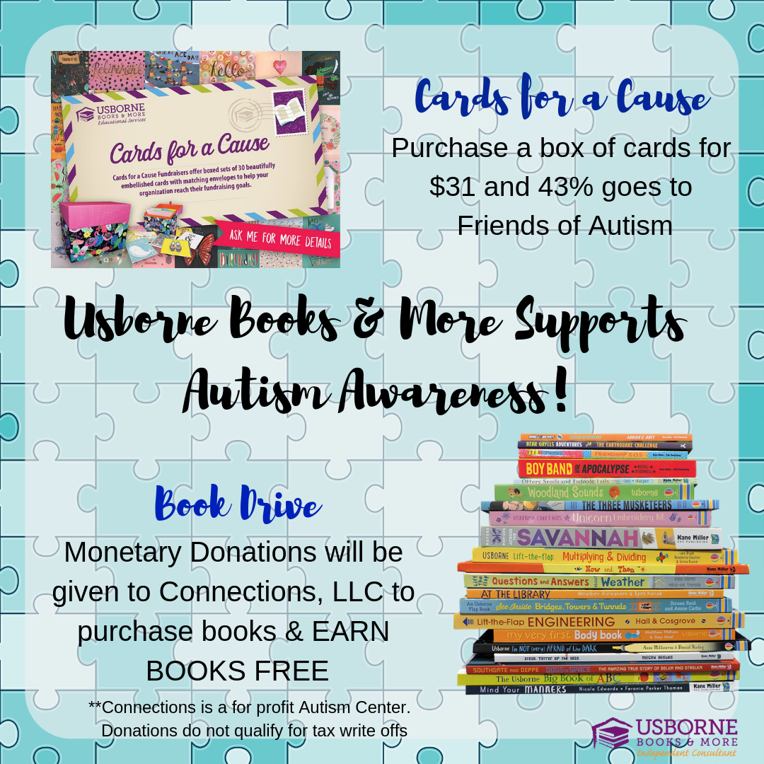 Usborne Books & More Cards for a Cause